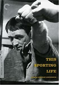 Criterion Collection: This Sporting Life [DVD] [1963] [Region 1] [US Import] [NTSC]
