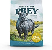 Taste of The Wild Prey Angus Beef Formula for Dog with Limited Ingredients 11.4kg