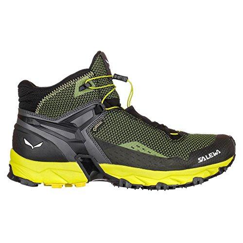 51EwI8MRBbL. SS500  - Salewa Men's Ms Ultra Flex Mid GTX High Rise Hiking Boots