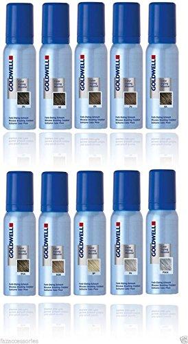 Goldwell Color Styling Mousse Fönschaum REF Strähnen-Refresher, 1er Pack (1 x 75 ml)