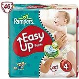 Pampers Easy Up Pants Maxi 8-15kg 46er Pack