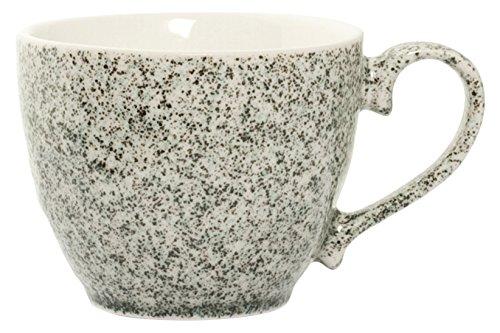 H&h granito set 6 tazze caffè, senza piattino, cc 100