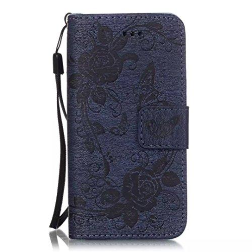 18c175a20a5 iPhone Case Cover Gemaltes Farbenmuster-Mappenartkasten magnetisches  entwerfen Flipfolio PU-Lederabdeckung Standup-Abdeckungsfall