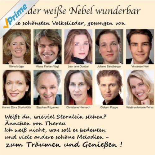 Four German Folksongs in a Quodlibet: O, Du Lieber Augustin / Heißa, Kathreinerle / I Fahr Mit Der Post / Alle Leut'geh'n Jetzt Nach Haus