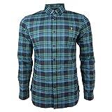 FARAH® Radley Checked Shirt XL Ocean Navy