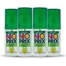 Boroline Noprix Your Personal Mosquito Repellent Spray 30ml x 4 pcs