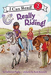 Pony Scouts: Really Riding! (I Can Read Level 2) by Catherine Hapka (2010-06-29)