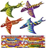 Enlarge toy image: 12x Dinosaur Gliders (4 Assorted Designs) - infant and baby development