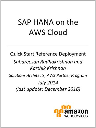 sap-hana-on-aws-aws-quick-start-english-edition