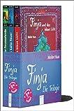Finja: Finja und das blaue Licht. Finja und das kalte Feuer. Finja im Tal der Feuerpferde