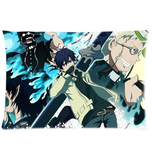custom-japanese-anime-blue-exorcist-okumura-rin-rectangular-pillow-case-20x30-inches-creative-person