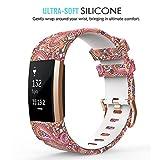 Armband für Fitbit Charge 2 Classic Fitness Ersatz Zubehör Silikon Wristband für 2016 Charge 2 ?