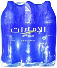 Emirates Bottled Drinking Water - 1.5 litres (Pack of 6)