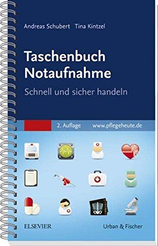 Erste-hilfe-behandlung-tabelle (Taschenbuch Notaufnahme: Schnell und sicher handeln)