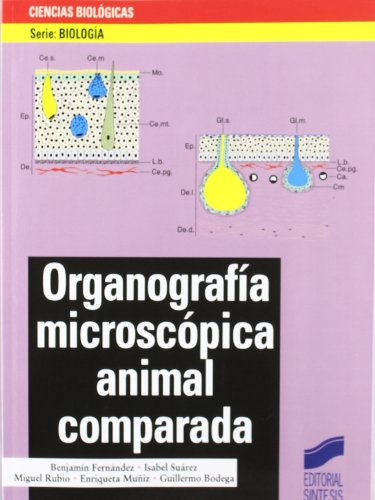 Organgorafia Microscopica Animal Comparada