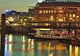 Boote und Schiffe auf Elbe und Ostsee (Wandkalender 2019 DIN A4 quer): maritime Impressionen (Monatskalender, 14 Seiten ) (CALVENDO Orte) - photocreation