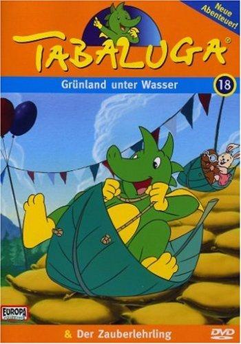 Tabaluga 18 - Grünland unter Wasser/Der Zauberlehrling
