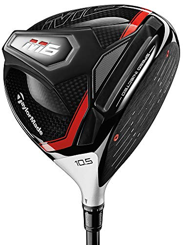 TaylorMade 2019 Golf M6 Driver pour droitier, Atmos Black,...