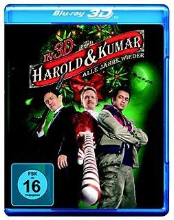 Harold & Kumar - Alle Jahre wieder (+ BR) [3D Blu-ray]