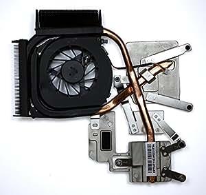 HP Pavilion dv6–1060ek carte graphique AMD Version Compatible pour ordinateur portable ventilateur avec dissipateur thermique pour processeurs AMD