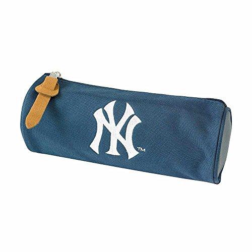 New York Yankees Barrell Bleistift Fall Plus ein Beau Perry Tasche für Life