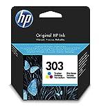 HP T6N01AE UUS Cartouche d'encre pour HP Envy Photo 6230/7130/7134/7830 Multicolore (Jaune/Magenta/Cyan)