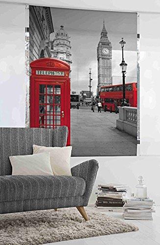 Estor Enrollable Digital Londres 150 Ancho x 175 Alto