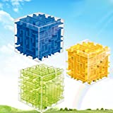 #8: RIANZ ALL New 3D Maze Puzzle Magic Cube Labyrinth Rolling Twist Toy Challenging Puzzle Game for Adult Children - Stress Buster Game