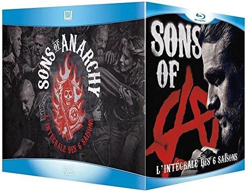 Sons of Anarchy - L'intégrale des saisons 1 à 6 [Blu-ray]