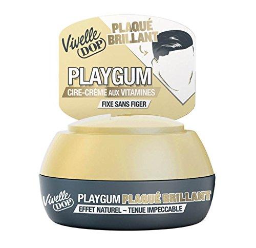 vivelle-dop-playgum-plaqu-brillant-cire-crme-coiffante-pour-homme-80-ml