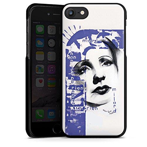 Wetterschutzfolie Für Terren | Apple Iphone X Silikon Hulle Case Schutzhulle Edith Piaf Frau