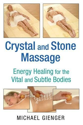 Amber Products Massage (Crystal and Stone Massage: Energy Healing for the Vital and Subtle Bodies)
