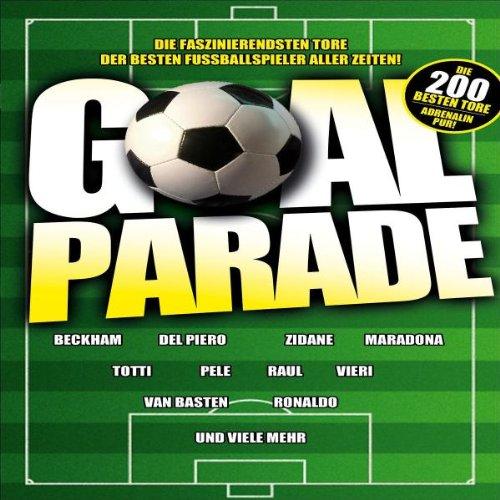 Goal Parade - Die 200 Besten Tore [3 DVDs] (Besten Sport-filme)