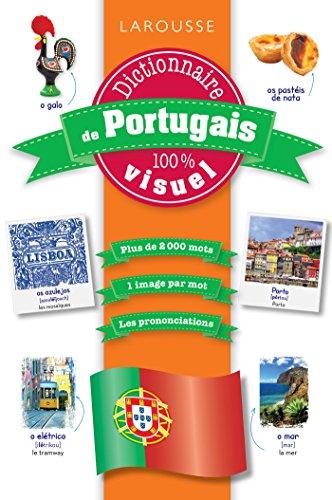 Dictionnaire de portugais 100 % visuel (Dictionnaire Visuel) por Collectif