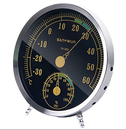 Higrometro Digital Termometro Higrometro Digital Relojes Jardin Hogar Movimiento De Laboratorio De Termómetro...