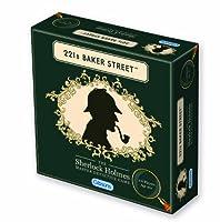 221b Baker Street Detective Game