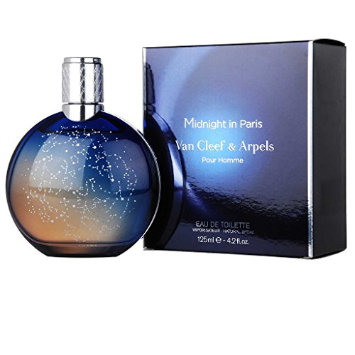 Van Cleef & Arpels Midnight In Paris Eau de Toilette, 124.21ml