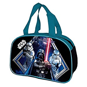Star Wars AS030 – Licencia Bolsa Escolar, 23 cm, Multicolor