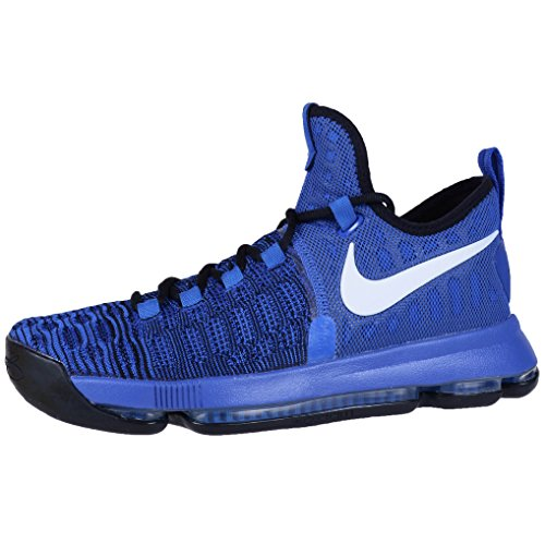 Nike 843392-410, Scarpe da Basket Uomo Blu