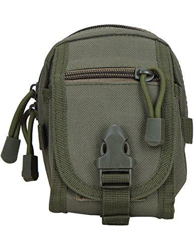 9da9321d9f403 CUKKE Nylon Gürteltasche Outdoor Sport Hüfttasche Doggy Tasche Sportstasche  Gürtellinie Waist Tasche Hip Pack für Wandern