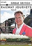 Great British Railways Journeys: Series 8 DVD - 3 Disc
