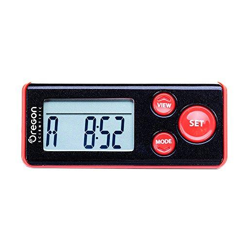 Oregon Scientific PE500 - Podómetro digital bolsillo