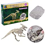 Vicoki Dig Out Dinosaur Fossil Digging Kit Skeletons Toy Digging Excavation Kit Children Creative Archaeology Educational Dinosaur Excavation Toys