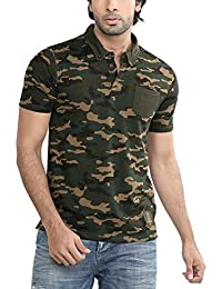 Difference of Opinion Men's Cotton T-Shirt