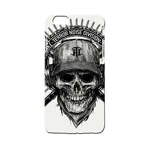 BLUEDIO Designer 3D Printed Back case Cover for Apple iPhone 6 Plus / 6S Plus - G5932