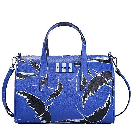 Bagaglio a mano/Estate ladies moda semplice Messenger bag/ animale selvaggio tracolla stampa-A A