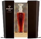 Macallan no. 6in Lalique Decanter da Whisky con confezione regalo (1x 0,7l)