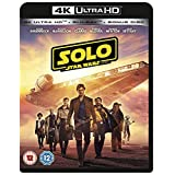 Solo: A Star Wars Story [4K] [Blu-ray]