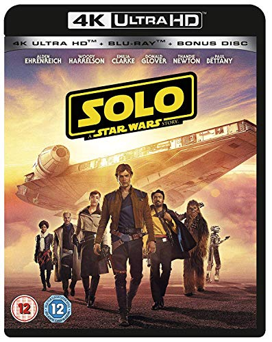 Image de Solo : a Star Wars story -  4K + 2D Blu-ray [4K Ultra HD + Blu-ray]