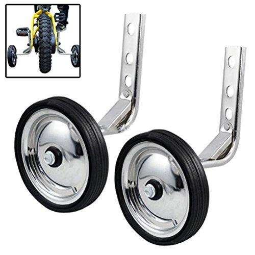 WINOMO Universal Heavy Duty Stützräder für 14/16/18/20 Zoll Fahrrad Kinder Fahrrad Kinder